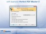 Perfect PDF Master 5 Screenshot