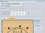 Basketball Stat Manager