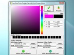 Private Label Color Picker Screenshot