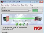 NCP Secure Entry Client for Windows