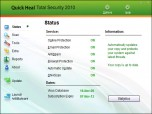 Quick Heal Total Security 2012 Screenshot