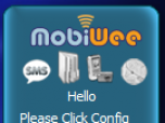 Mobiwee: Mobile Remote Access Gadget
