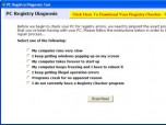 PC Registry Diagnosis Tool