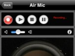 Air Mic Live Audio for iPhone/iPod Touch (Windows