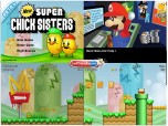 New Super Chick Sisters Screenshot