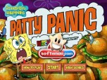 Spongebob Patty Panic