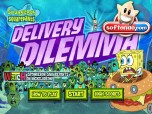 SpongeBob Delivery Dilemma