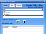 Sofonica Folder Soldier Free Screenshot