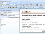 WatchDox Outlook Plug-in