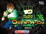 Ben 10 alien force Screenshot