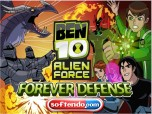 Ben 10 Forever Defence Screenshot