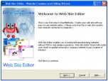 Web Site Editor Wizard