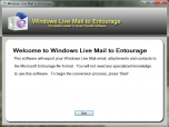 Windows Live Mail to Entourage Screenshot