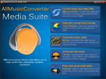 AllMusicConverter Media Suite