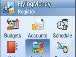 Flying Money Manager ( Expense Tracker) Screenshot
