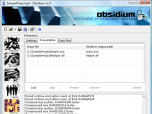 Obsidium Software Protection System Screenshot