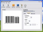 Easy Barcode Creator for PC Screenshot