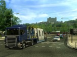 UK Truck Simulator Screenshot