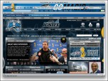 NBA Orlando Magic Firefox Theme Screenshot