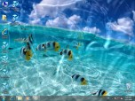 Animated Wallpaper: Watery Desktop 3D