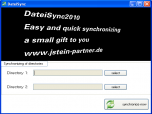 DateiSync2010 Screenshot
