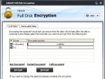 GiliSoft Full Disk Encryption Screenshot