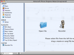 Aimersoft iPhone Ringtone Maker for Mac Screenshot