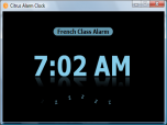 Citrus Alarm Clock Screenshot