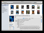 Wondershare Media Library for Mac Screenshot