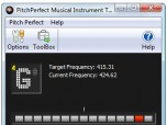 PitchPerfect Free Guitar Tuner Screenshot