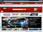 IGN Internet Explorer Theme