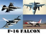 F-16 Falcon Screensaver