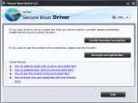 imlSoft Secure Burn Driver