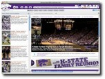 Kansas State IE Browser Theme Screenshot