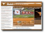 Texas Longhorns Firefox Theme