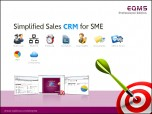 EQMS Professional : CRM for SME Screenshot