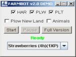 Farmville Bot Screenshot