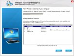 Windows Password Recovery Professional