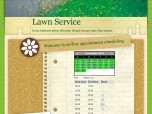 Booking System For Lawn Service
