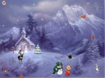 Christmas Adventure ScreenSaver Screenshot