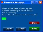 Illustrated Keylogger