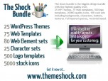 WordPress Themes  The shock bundle