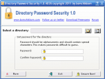 Directory Password Security