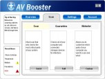 AV Booster Antivirus Protection 2012 Screenshot