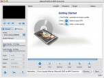 iMacsoft DVD to MP4 Converter for Mac Screenshot