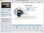 iMacsoft DVD to BlackBerry Converter for Mac Screenshot