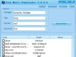 Easy Music Downloader Screenshot