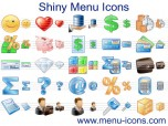 Shiny Menu Icons
