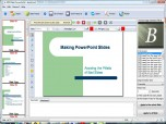 A-PDF Flash PowerPoint Screenshot