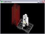 CadLib 4.0 DWG DXF .NET Library Screenshot